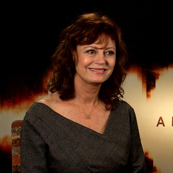 Susan Sarandon Arbitrage Interview (Video)