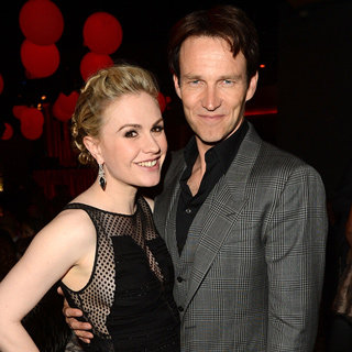 Anna Paquin And Stephen Moyer Give Birth To Twins