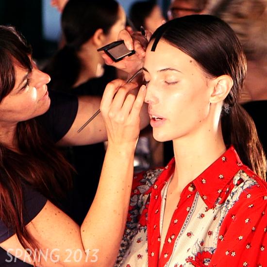 Makeup Trends Spring 2013 NYFW