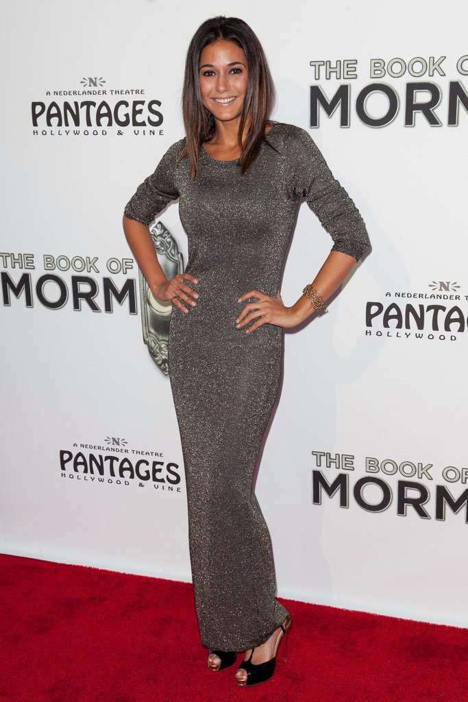 The Book of Mormon Brings Zoe, Busy, Christina, and More Stars Out in LA
