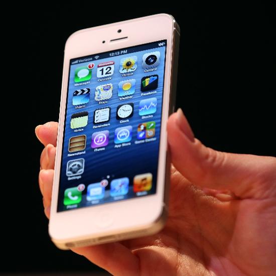 iPhone 5 Pros