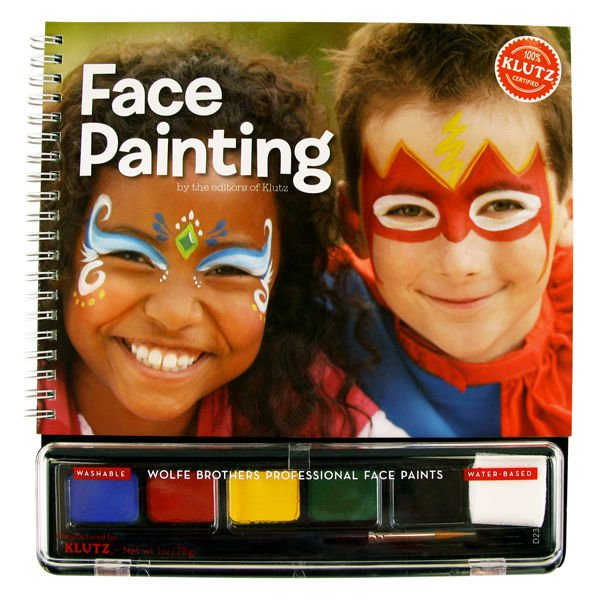 Face Painting Klutz Kit