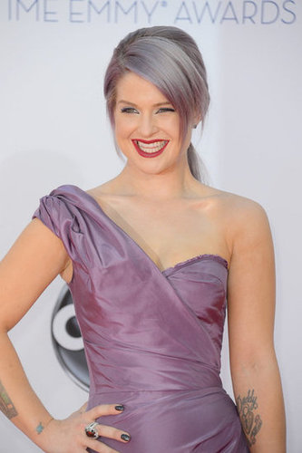 Kelly Osbourne rocked a Zac Posen gown.
