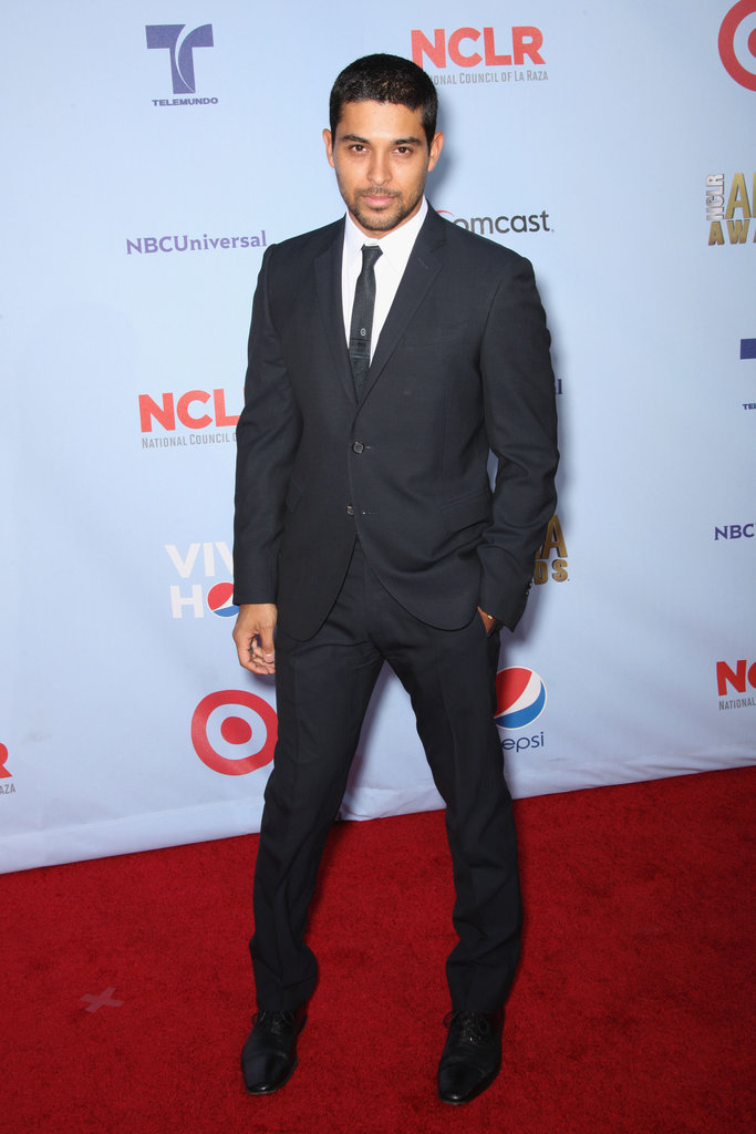 Wilmer Valderrama attended the 2012 ALMA Awards.
