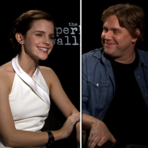 Emma Watson The Perks of Being a Wallflower Video Interview