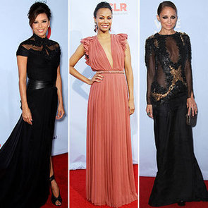 Pictures Of Eva Longoria, Nicole Richie & Zoe Saldana At The ALMA Awards