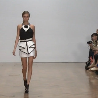 Watch Sass and Bide's Full Spring Summer 2013 London Fashion Week Show