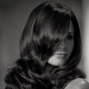 Courteney Cox Shares Beauty Advice
