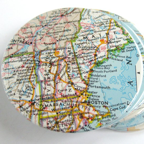 Uses For Old Maps