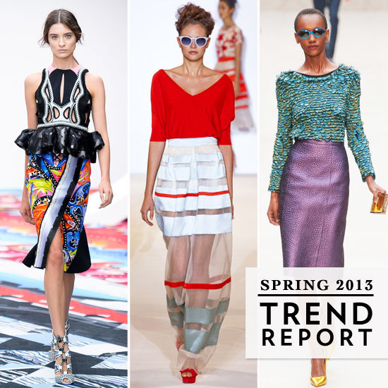 The Top Trends From London Fashion Week