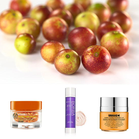 Beauty Products With Camu Camu