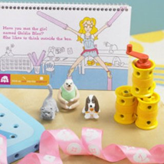 Building Toys For Girls