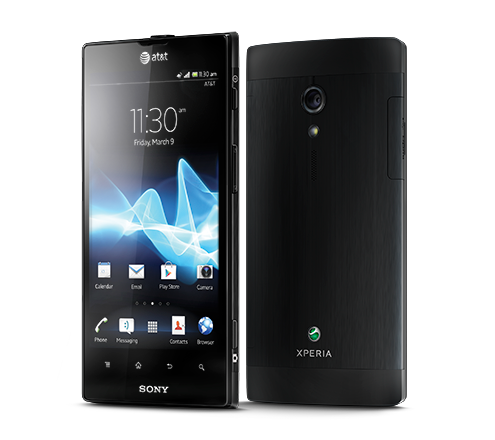 Xperia Ion Android Phone by Sony ($100 with contract, $450 without contract)