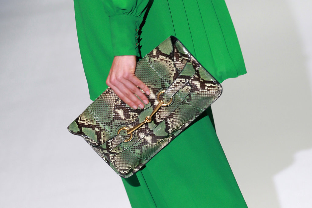 2013 Spring Milan Fashion Week: Gucci