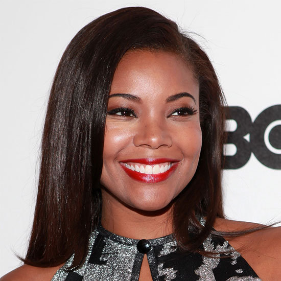 Brick Red Lipstick Worn By Gabrielle Union, Lea Michele And Brittany Snow