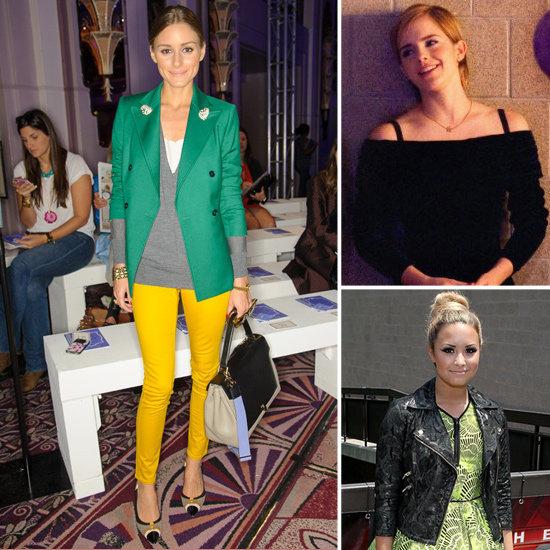 Celebrity Style Recap | Sept. 22, 2012
