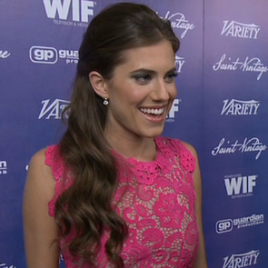 Interview With Allison Williams: Character In Girls Won't Become Asexual