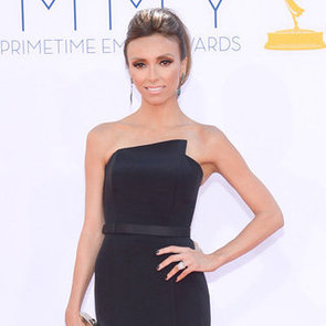 Giuliana Rancic Pictures at 2012 Emmy Awards in Romona Keveza