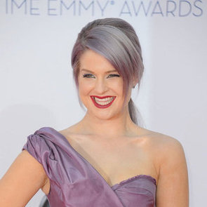 Picture of Kelly Osbourne's Hair and Makeup at the 2012 Emmy Awards