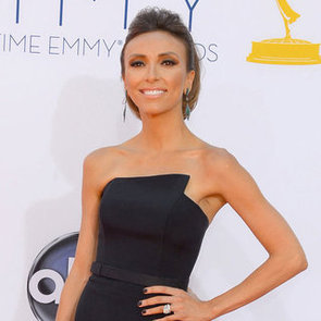 Picture of Giuliana Rancic's Hair and Makeup at the 2012 Emmy Awards