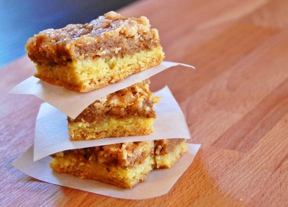 Pumpkin Dessert (or Breakfast) Squares