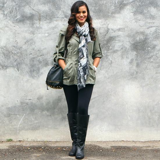 Day-to-Night Activewear: Zobha Leggings