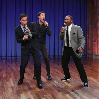 Jimmy Fallon and Guys With Kids Sing TV Theme Songs
