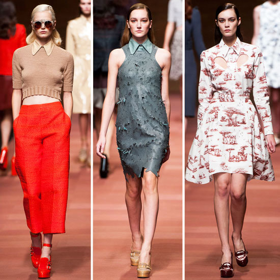 Carven Spring 2013 | Pictures