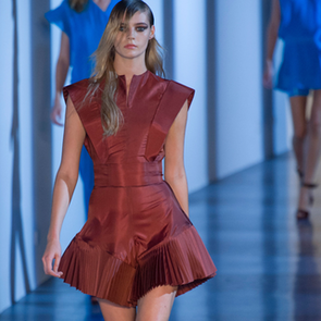 Video: Thierry Mugler's Spring 2013 Collection At Paris Fashion Week