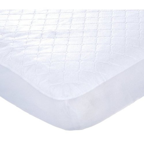 Carter's Keep Me Dry Waterproof Fitted Quilted Crib Pad