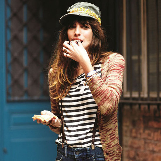 We flipped through the French-inspired Free People Fall lookbook.