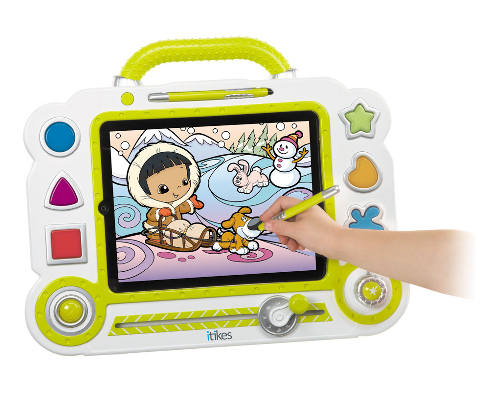 Will You Be Buying Little Tikes iTikes Canvas?