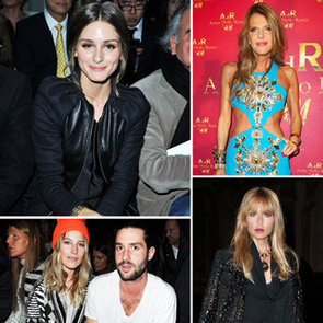 Anna Dello Russo, Kristen Stewart, Dree Hemingway, Olivia Palermo And More At Fashion Week