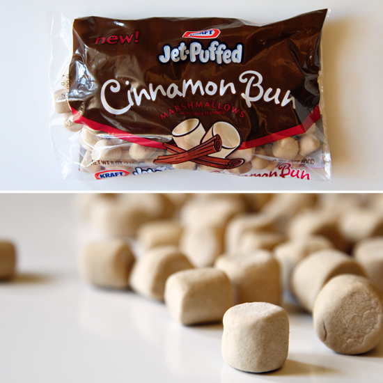Cinnamon Bun Marshmallows