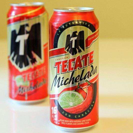 Tecate Michelada Review