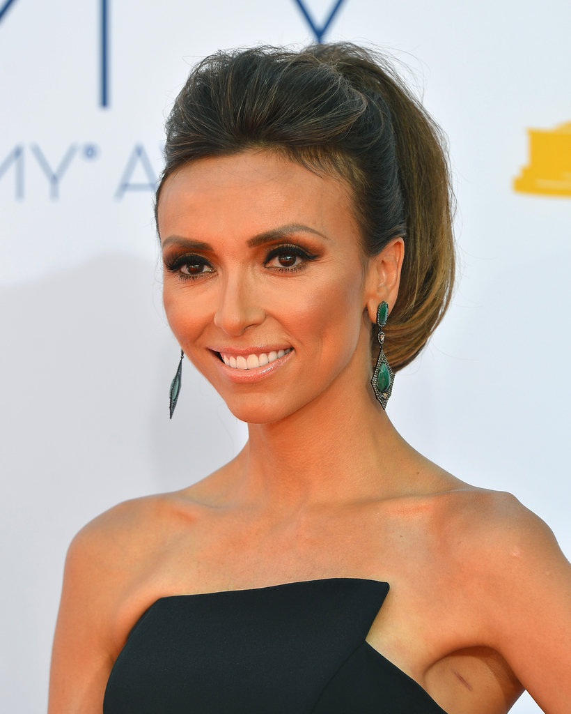 """Giuliana Rancic revealed on the Today show that she was diagnosed with breast cancer during a routine mammogram appointment. In December 2011, she underwent a successful double mastectomy: """"It was incredible instant sobbing, and it was like the world just crashed down around me. I couldn't believe it, 36 years old, no family history."""""""