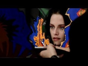 Behind the Scenes Video of Kristen Stewart Shooting the Campaign for Balenciaga Florabotanica