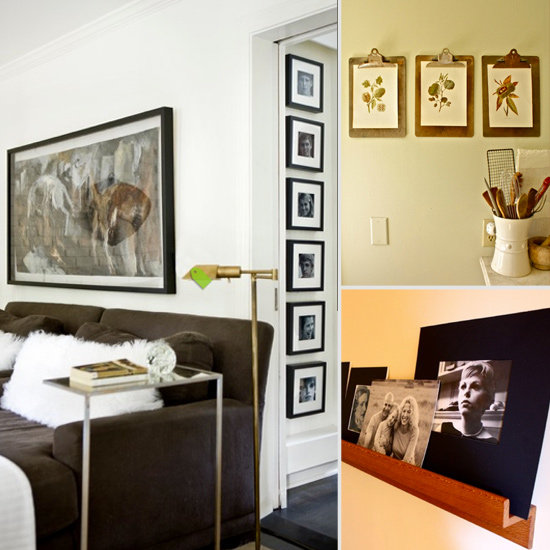 Ideas For Displaying Art