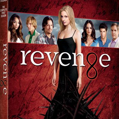Win Revenge Season 1 and Desperate Housewives Season 8 on DVD in PopSugar Giveaway