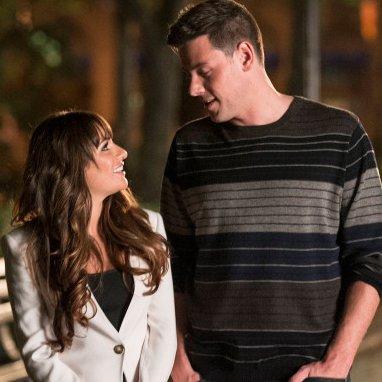 """Glee Recap: """"The Break Up"""""""