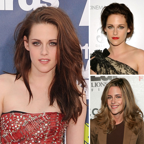 Beauty Spotlight: Kristen Stewart's Hair Evolution