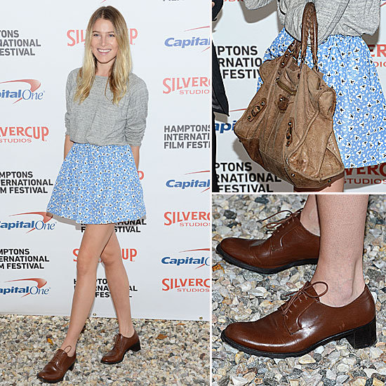 Dree Hemingway at the Hamptons Film Festival | October 2012