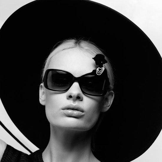See Chanel's Spring 2013 Ladylike Press Kit Starring Stef van der Laan: Snoop the Look Book!