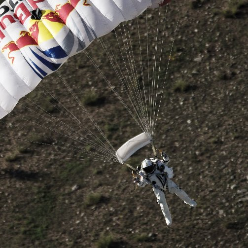 High-Altitude Space Jump Facts