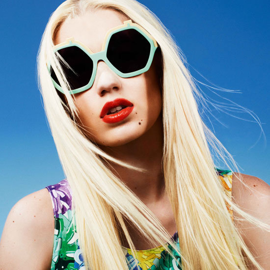 Henry Holland Summer 2012 Eyewear Look Book and Campaign: Snoop His Killer, Kooky Sunglasses Line!