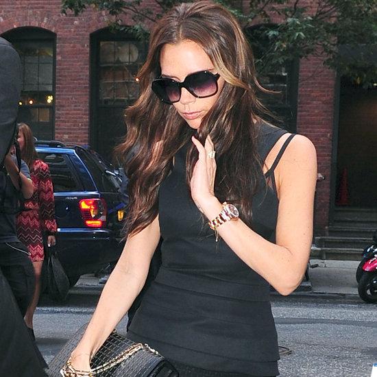 Victoria Beckham Pregnancy Rumor