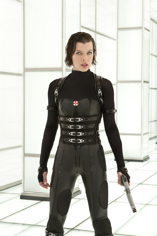 Alice From Resident Evil: Retribution