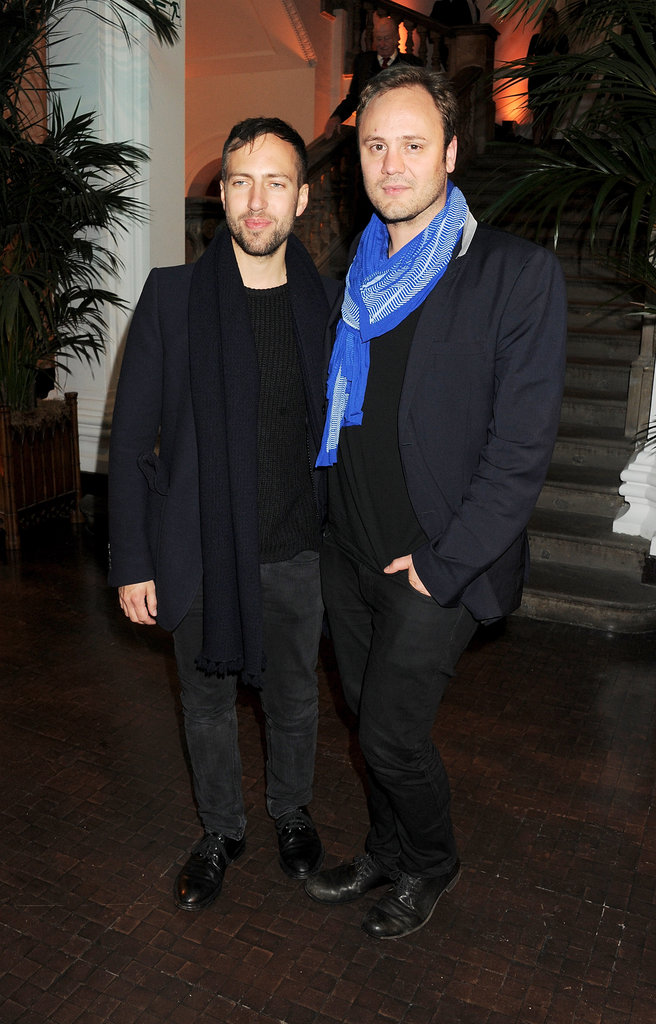 Nicholas Kirkwood and Peter Pilotto