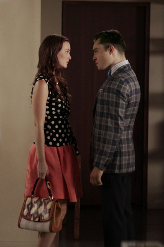 Blair and Chuck From Gossip Girl