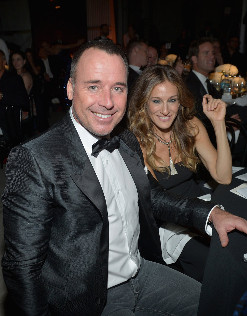 Sarah Jessica Parker attended the Gala at Milk Studios in LA.